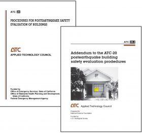 ATC-20 Set Report Covers