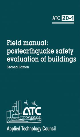 ATC-20-1 Field Manual Cover